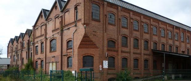 Historisches Gebäude der Bremer Wollkämmerei (Foto: Wikimedia)