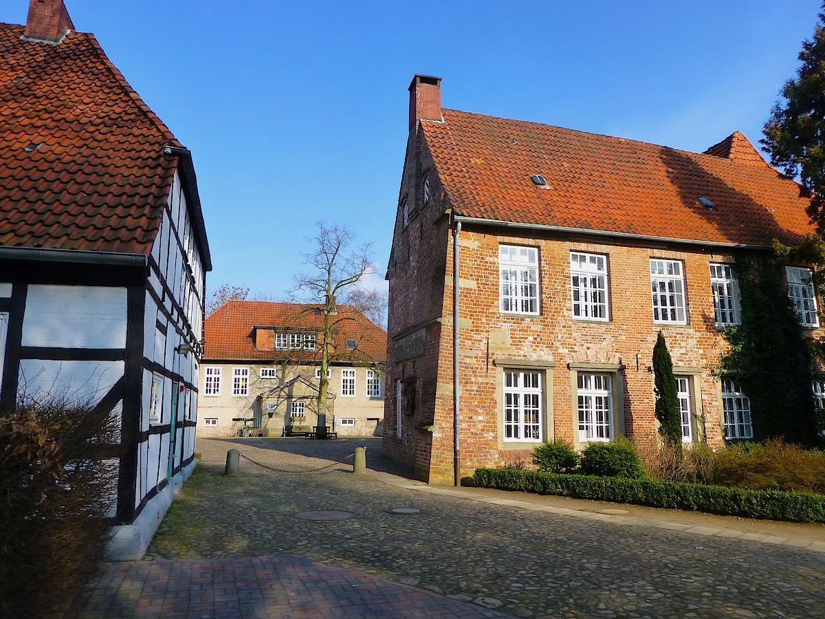 Spaziergang durch Bremen-Blumenthal