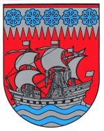 Das Wappen von Bremen-Blumenthal