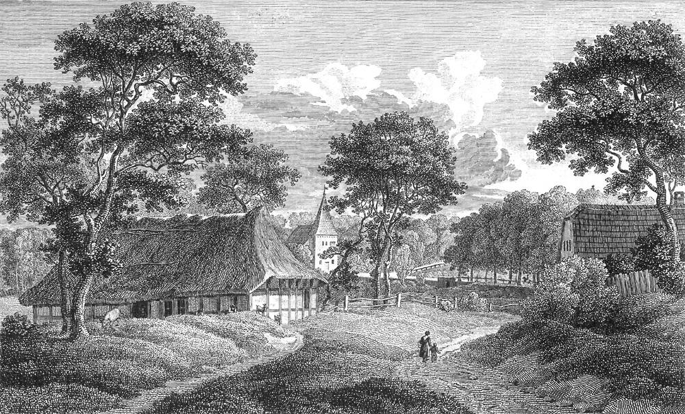 Bremen-Blumenthal um 1820